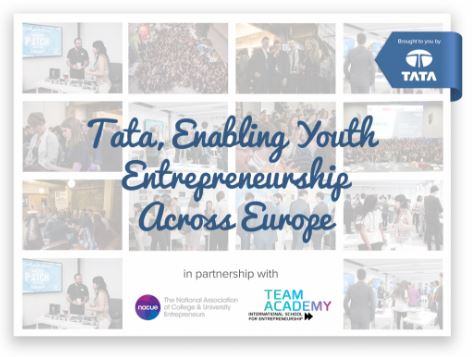 Tata's Event Celebrating Youth Entrepreneurship Across Europe