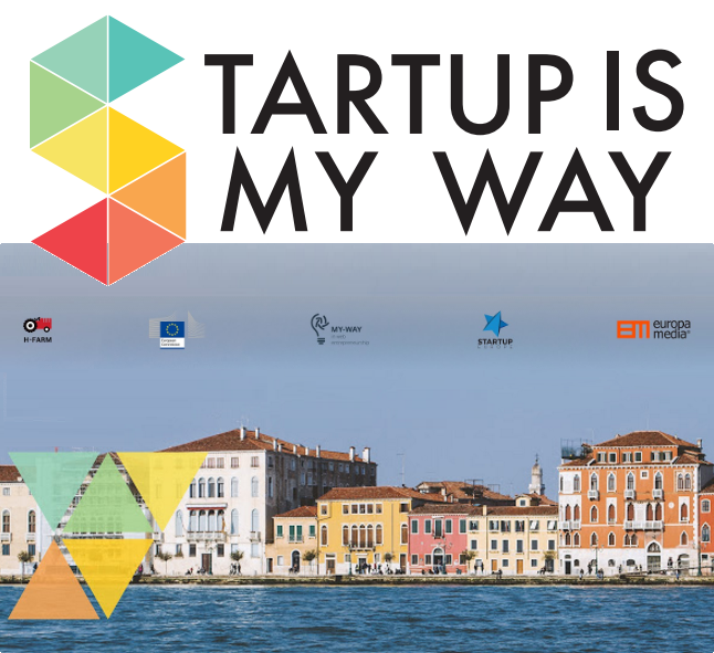 STARTUP IS MY WAY - Free Entrepreneurship Event in Treviso, Italy