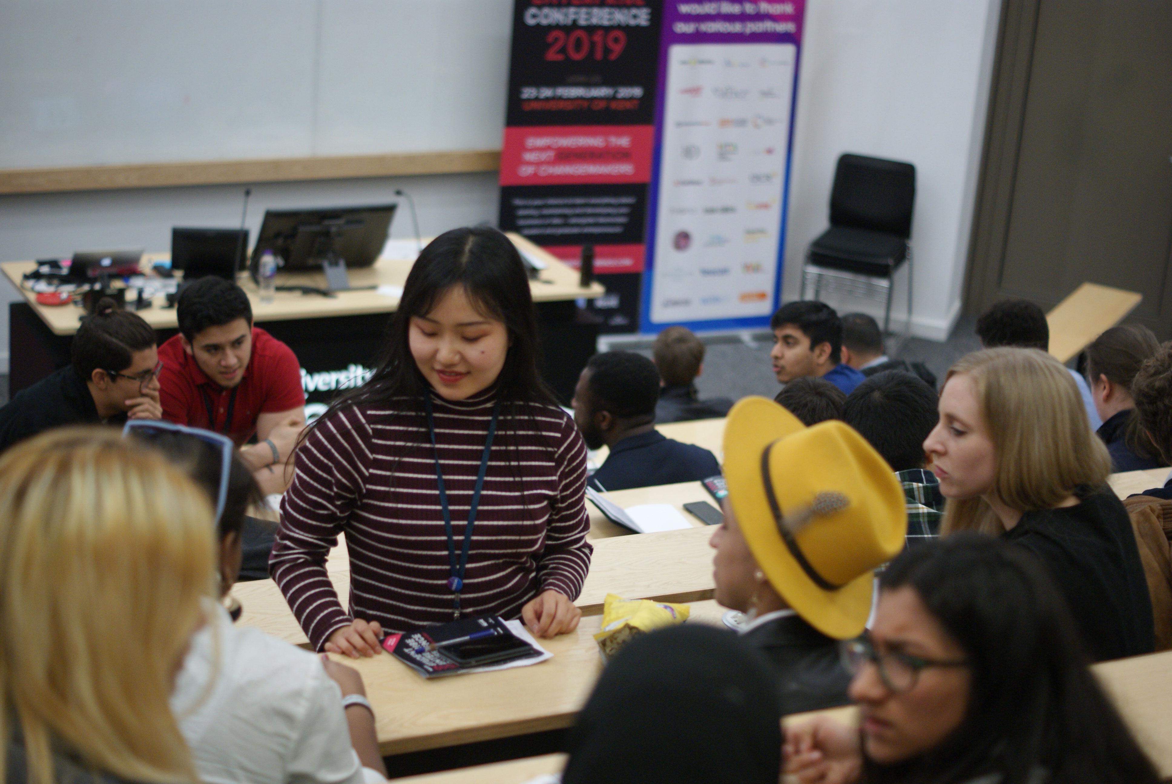 Student Enterprise Conference 2019