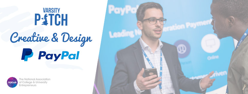 PayPal, encouraging creativity in student start-ups